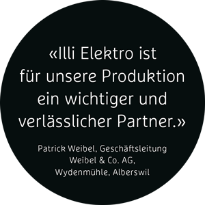 Elektro Illi AG bietet 24h Elektroservice – wenns bockt rufen Sie an!